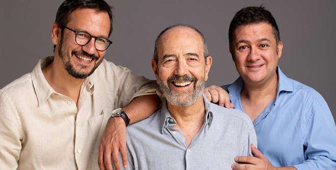 David Serrano dirige a Miguel Rellán y Secun de la Rosa en esta adaptación de lapoliédrica novelade Santiago Lorenzo (Teatro Español. Mar-dom. 17 dic a 24 ene).