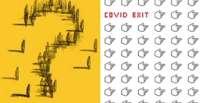Madrid Gráfica 2020. COVID Exit
