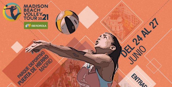 Madrid International Open Voley Playa - Madison Beach Volley Tour