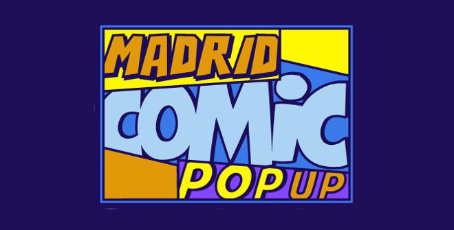 Madrid Cómic Pop Up