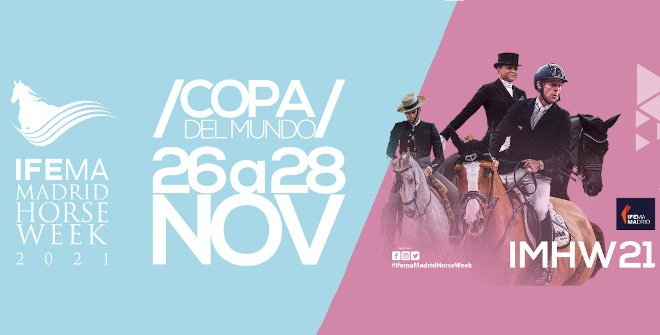 Madrid Horse Week 2021