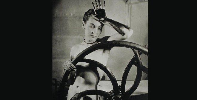Erotique voilée, 1933 © Man Ray Trust, VEGAP, Madrid 2019