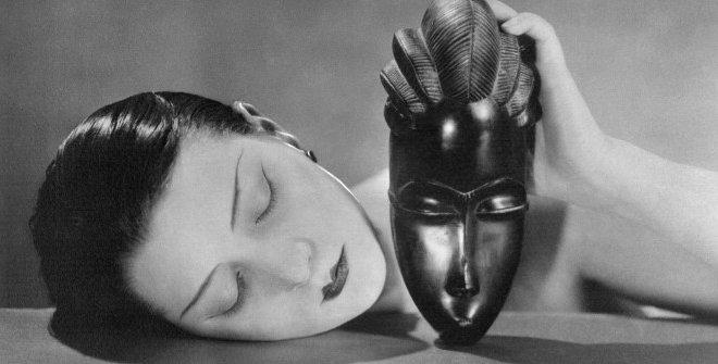 Noir et blanche, 1926 © Man Ray Trust, VEGAP, Madrid, 2019
