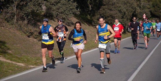 Media Maratón de Latina