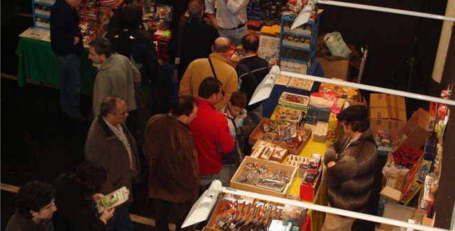 Mercado del Juguete de Madrid