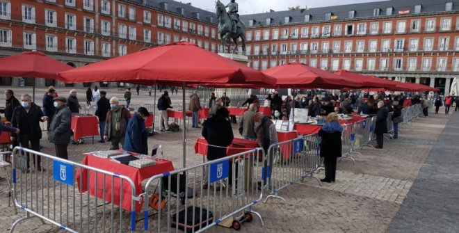 Mercado de Filatelia
