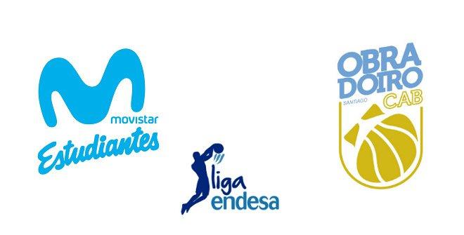 Movistar Estudiantes - Monbus Obradoiro (Liga Endesa. Jornada 33)