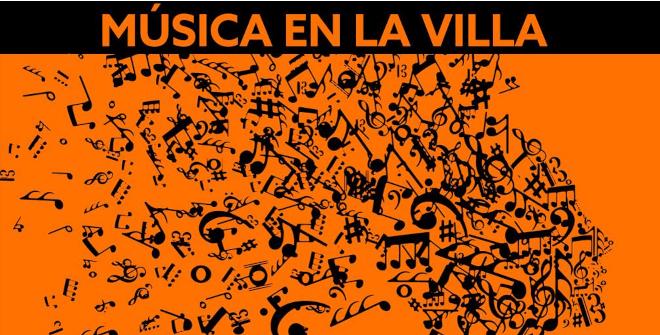 Música en la Villa 2022. Fernán Gómez Centro Cultural de la Villa