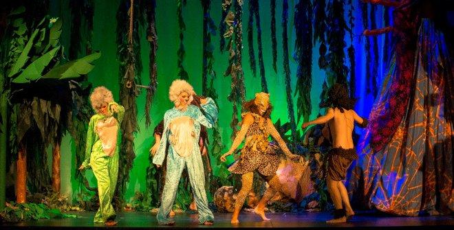 El libro de la selva: El Musical