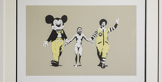 Napalm -Banksy