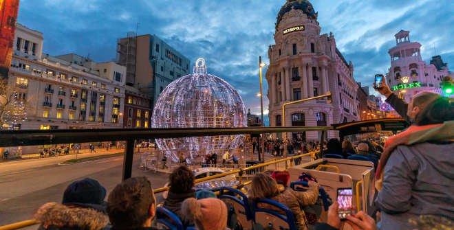 Naviluz 2019-2020 Gran bola de Navidad