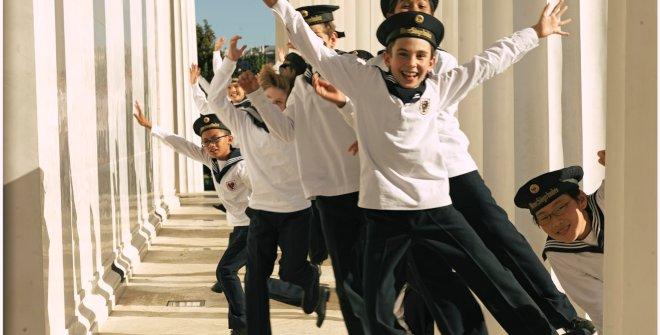 Ibermúsica. Los Niños Cantores de Viena