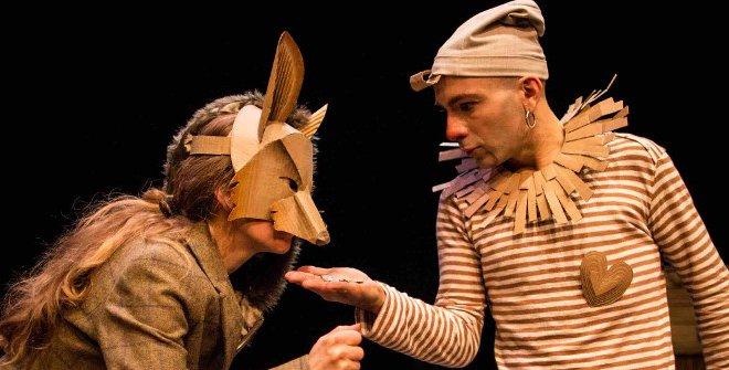 Pinocchio, una historia delirante