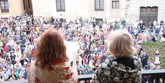 Pregón Fiestas de San Isidro 2019. Elvira Lindo