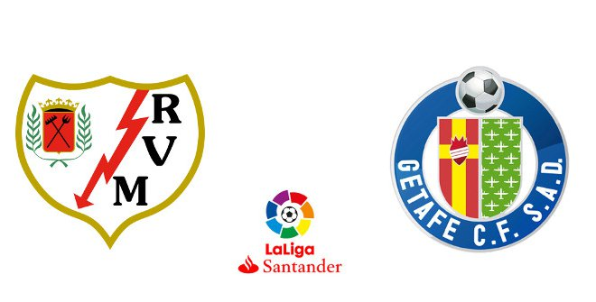 Rayo Vallecano - Getafe CF (Liga Santander)