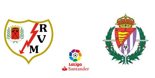 Rayo Vallecano - R. Valladolid CF (Liga Santander)