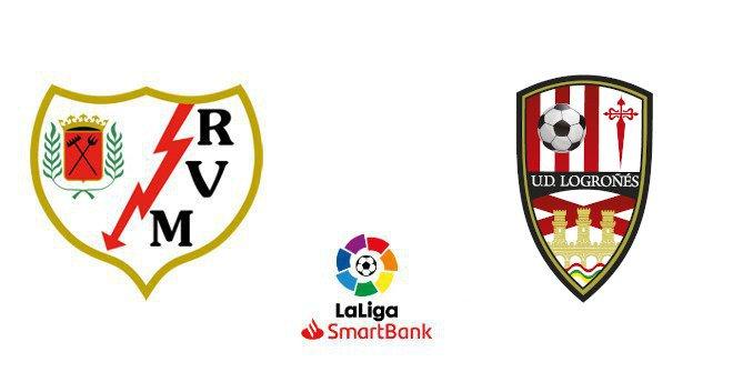 Rayo Vallecano - UD Logroñés (LaLiga SmartBank)