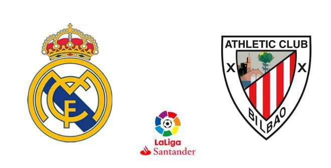 Real Madrid - Athletic Club Bilbao (Liga Santander)