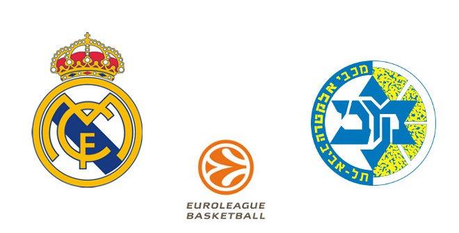 Real Madrid - Maccabi Tel Aviv (Euroliga. Jornada 16)