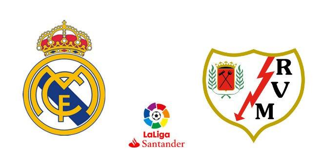 Real Madrid - Rayo Vallecano (Liga Santander)