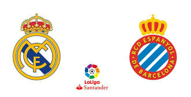 Real Madrid - RCD Espanyol (Liga Santander)