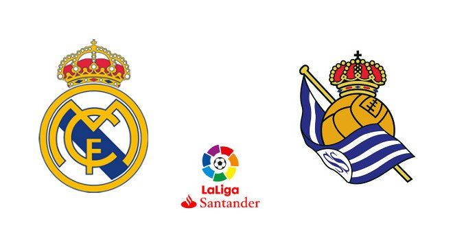 Real Madrid - Real Sociedad (Liga Santander)