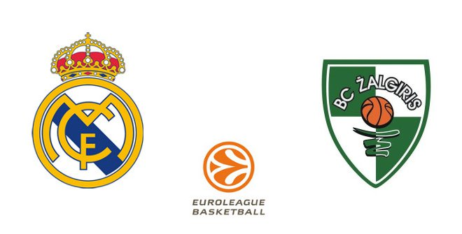 Real Madrid - Zalgiris Kaunas  (Euroliga. Jornada 30)