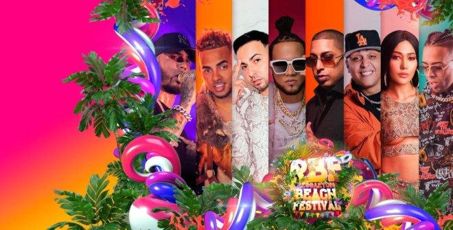 Reggaeton Beach Festival