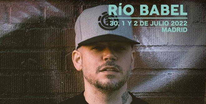 Festival Río Babel - Residente