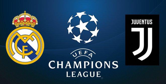 Real Madrid – Juventus de Turín (UEFA Champions League)