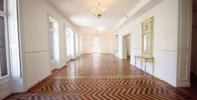 Drawing Room Madrid - Palacio Santa Bárbara