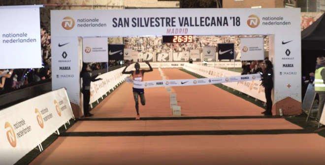 San Silvestre Vallecana 2018