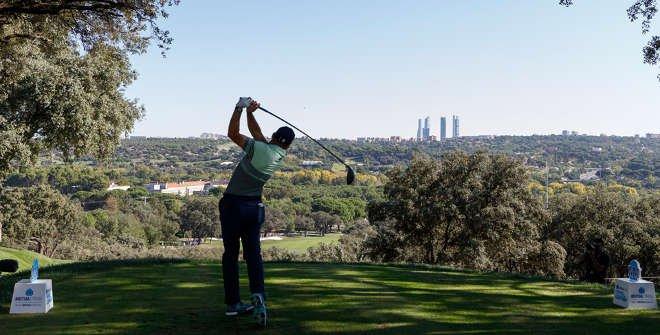 Sergio García. Open de España de golf 2019. Club de Campo Villa de Madrid