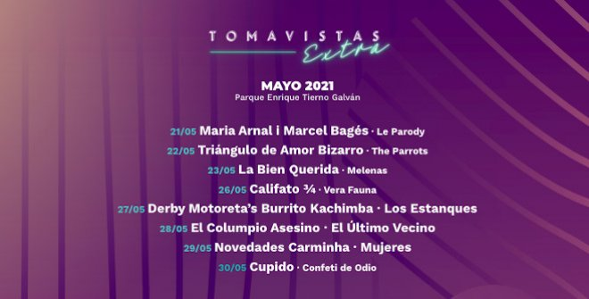 Tomavistas Extra 2021