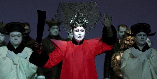 Turandot - Javier del Real