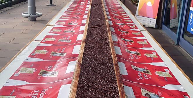 Chocomad - Turrón más largo del mundo