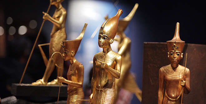 Tutankhamon: La tumba y sus tesoros
