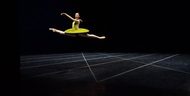 Una noche con Forsythe - Compañía Nacional de Danza
