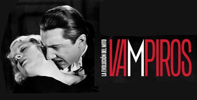 Vampiros. La evolución del mito