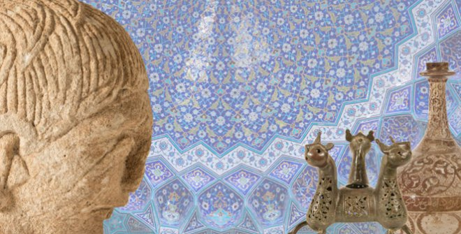 Vitrina Cero. De Nishapur a Samarcanda: arqueología y arte de la Persia Medieval