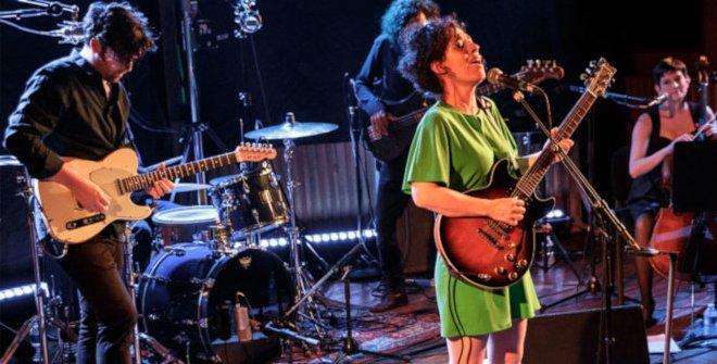 Women in Jazz Julieta Biel