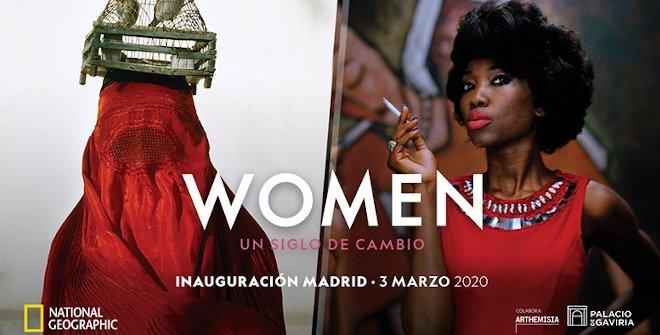 WOMEN. Un siglo de cambio