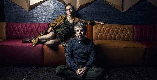 Zahara e Iván Ferreiro