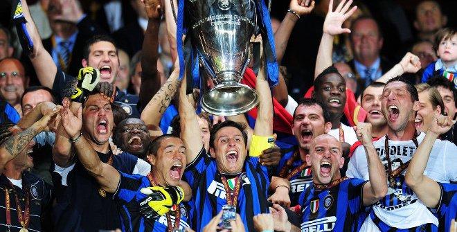Inter - Bayern 2010. Finales de Champions en Madrid