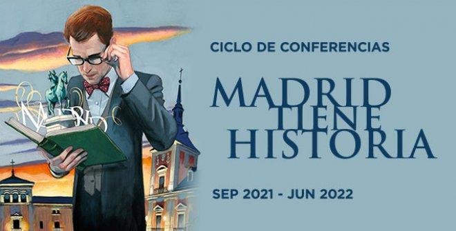 Ciclo Madrid tiene historia