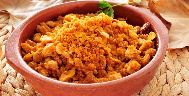Gastronomía española - Migas