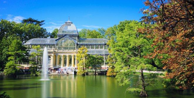 Parque de El Retiro - Qué debes ver en Madrid... cuando pase el COVID