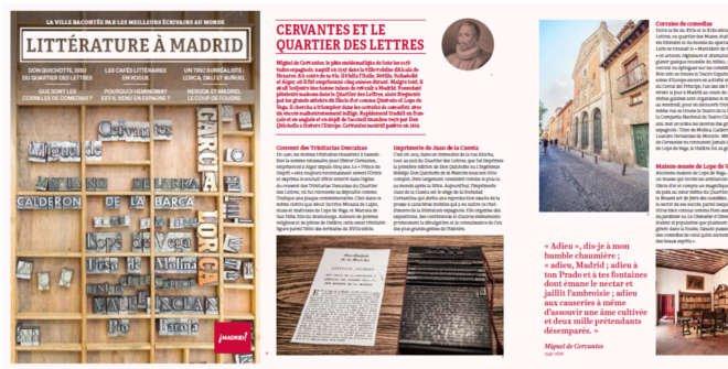 Guide Littérature à Madrid
