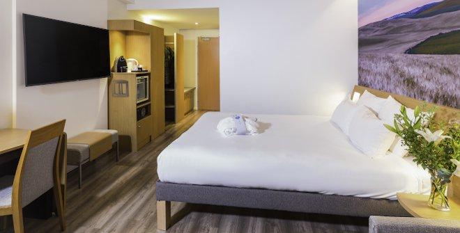 Hotel Novotel Madrid Campo de las Naciones