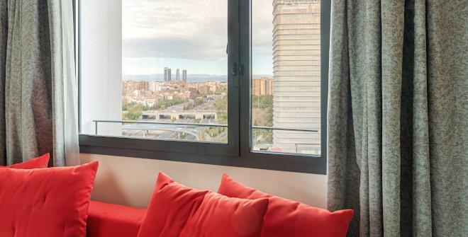 Hotel Novotel Madrid City Las Ventas